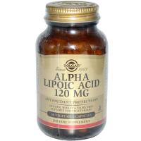 Solgar Alpha Lipoic Acid 120 mg