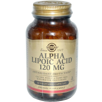 Solgar Alpha Lipoic Acid 120 mg