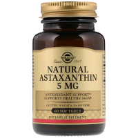 Solgar Astaxanthin 5 mg