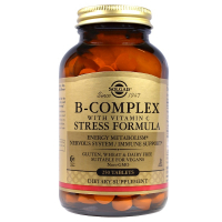 Solgar B-Complex with Vitamin C Stress Formula