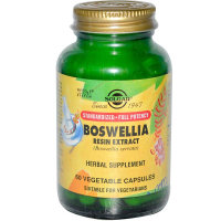 Solgar Boswellia Resin Extract - Экстракт смолы босвеллии