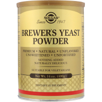 Solgar Brewer's Yeast Powder (400 гр) - Дрожжи пивные