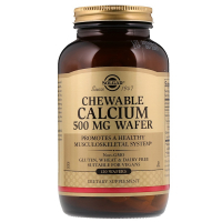 Solgar Chewable Calcium 500 mg