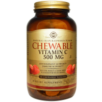 Solgar Chewable Vitamin C 500 mg