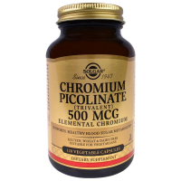 Solgar Chromium Picolinate 500 mcg