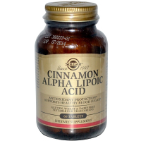 Solgar Cinnamon Alpha-Lipoic Acid