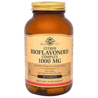 Solgar Citrus Bioflavonoid Complex 1000 mg