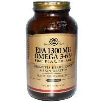 Solgar EFA 1300 mg Omega 3-6-9