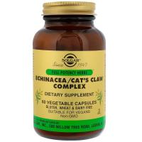 Solgar Echinacea/Cat's Claw Complex