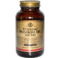 Solgar Evening Primrose Oil 500 mg - Масло вечерней примулы