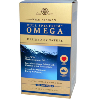 Solgar Full Spectrum Omega Wild Alaskan