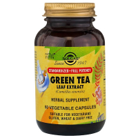 Solgar Green Tea Leaf Extract Claw Complex