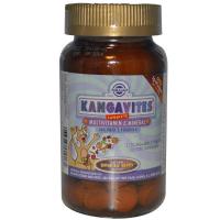 Solgar Kangavites - Витаминно-минеральный комплекс для детей