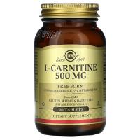 Solgar L-Carnitine 500 mg