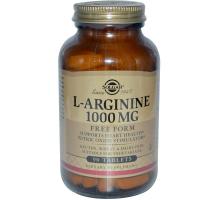 Solgar L-Arginine 1000 mg