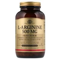 Solgar L-Arginine 500 mg