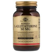 Solgar L-Glutathione 50 mg