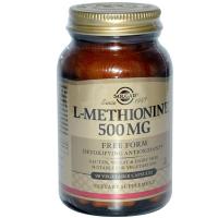Solgar L-Methionine 500 mg