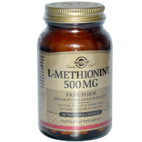 Solgar L-Methionine 500 mg