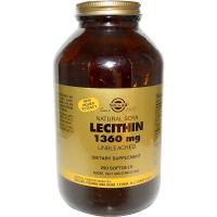 Solgar Lecithin 1360 mg