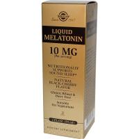 Solgar Liquid Melatonin 10 mg (59 ml)