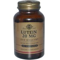 Solgar Lutein 20 mg