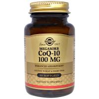 Solgar Megasorb CoQ-10 100 mg (60 капс)