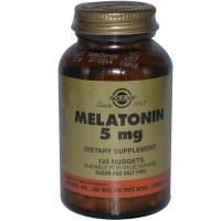 Solgar Melatonin 5 mg