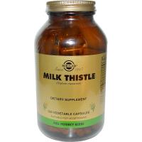Solgar Milk Thistle - Расторопша пятнистая