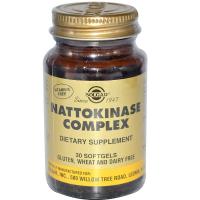 Solgar Nattokinase Complex - Наттокиназа
