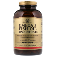 Solgar Omega 3 Fish Oil Concentrate