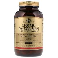 Solgar Omega 3-6-9 1300 mg