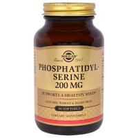 Solgar Phosphatidylserine 200 mg