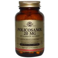 Solgar Policosanol 20 mg