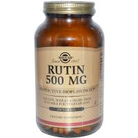 Solgar Rutin 500 mg - Рутин