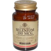 Solgar Selenium 100 mcg - Селен