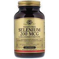 Solgar Selenium 200 mcg - Селен