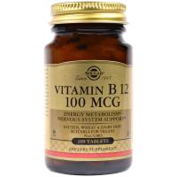 Solgar Vitamin B 12 100 mcg (100 таб)