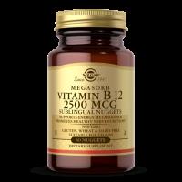 Solgar Vitamin B 12 2500 mcg