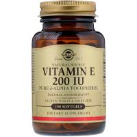 Solgar Vitamin E 200 IU