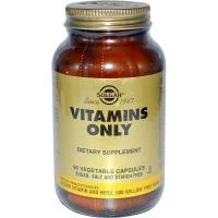 Solgar Vitamins Only