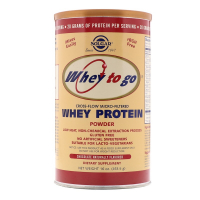 Solgar Whey To Go Whey Protein Powder (453 гр)