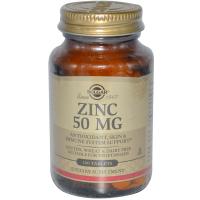 Solgar Zinc 50 mg
