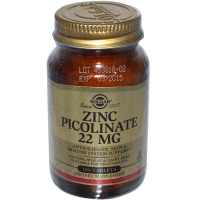 Solgar Zinc Picolinate 22 mg (100 таб)