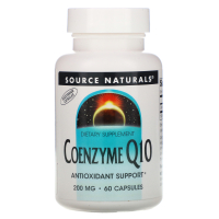Source Naturals Coenzyme Q10 200 mg