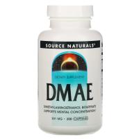 Source Naturals DMAE 351 mg