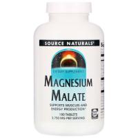 Source Naturals Magnesium Malate 3750 mg