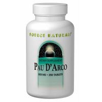 Source Naturals Pau D'Arco 500 mg