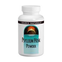 Source Naturals Psyllium Husk Powder (340 гр) - Порошок шелухи подорожника