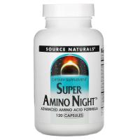 Source Naturals Super Amino Night